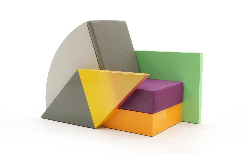 Superb Bone Air Chair By Memphis Milano Designer Peter Shire Retro Inferno Download Free Architecture Designs Parabritishbridgeorg
