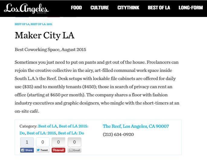 best in LA