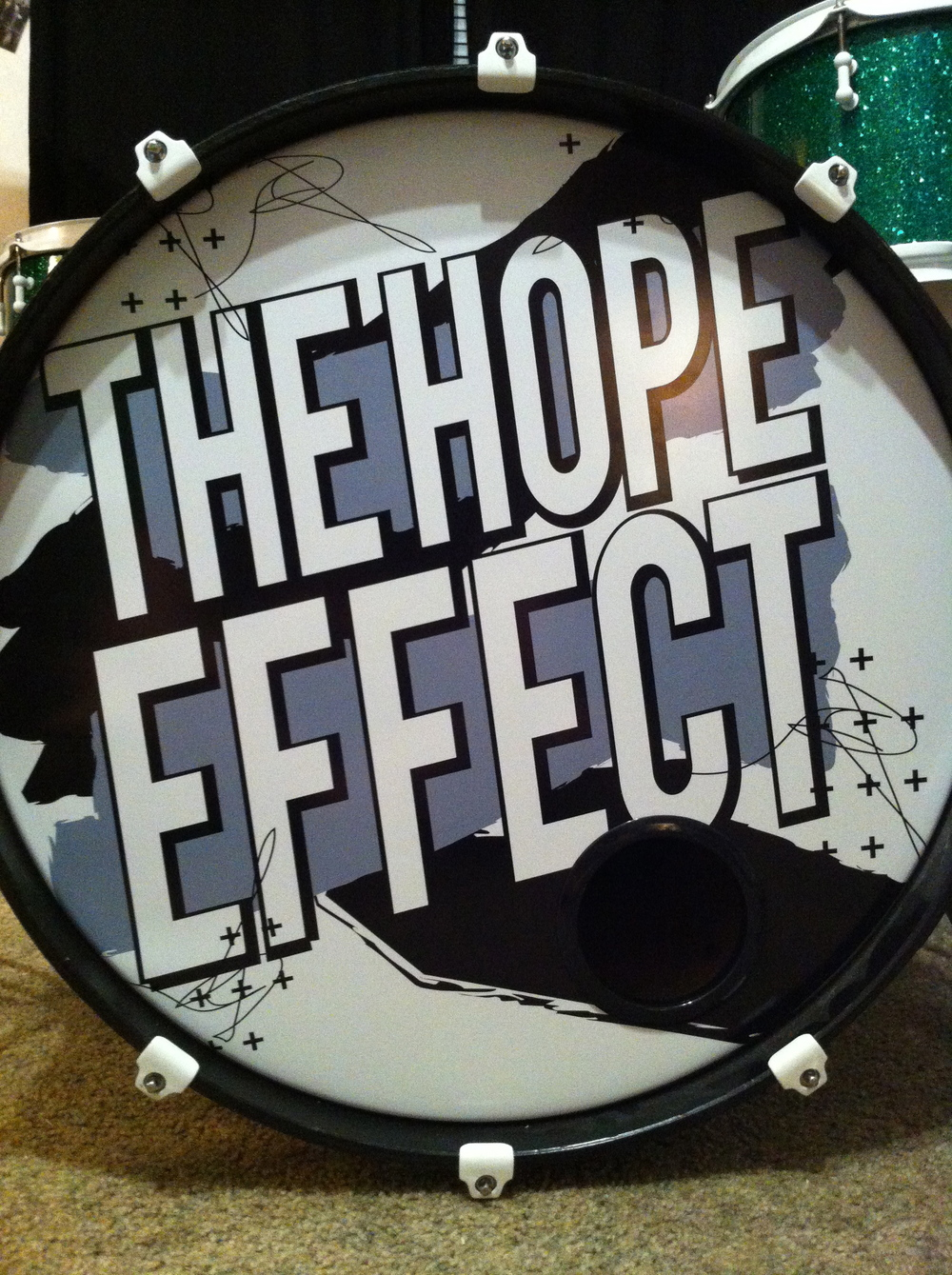 "22"" Custom Drumhead 