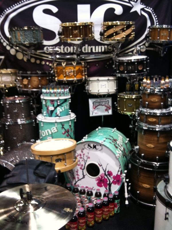 Canvas Backdrop | SJC Drums