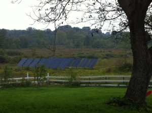 Old Saw Mill runs their cold space with a PVC array