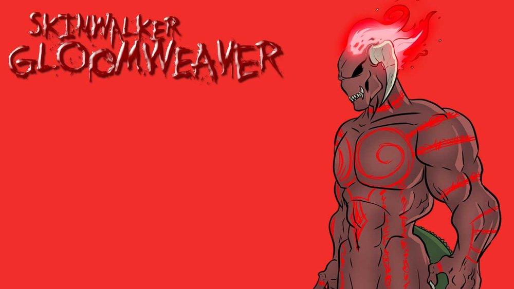 Skinwalker Gloomweaver