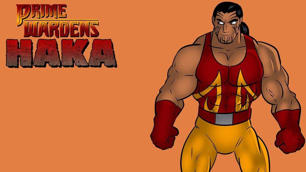 Prime Wardens Haka