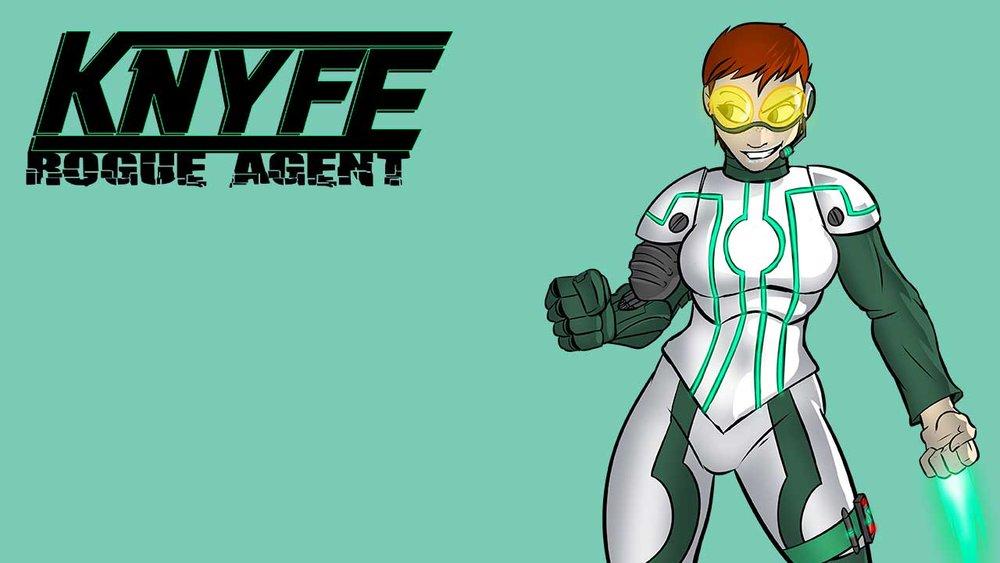 K.N.Y.F.E Rogue Agent