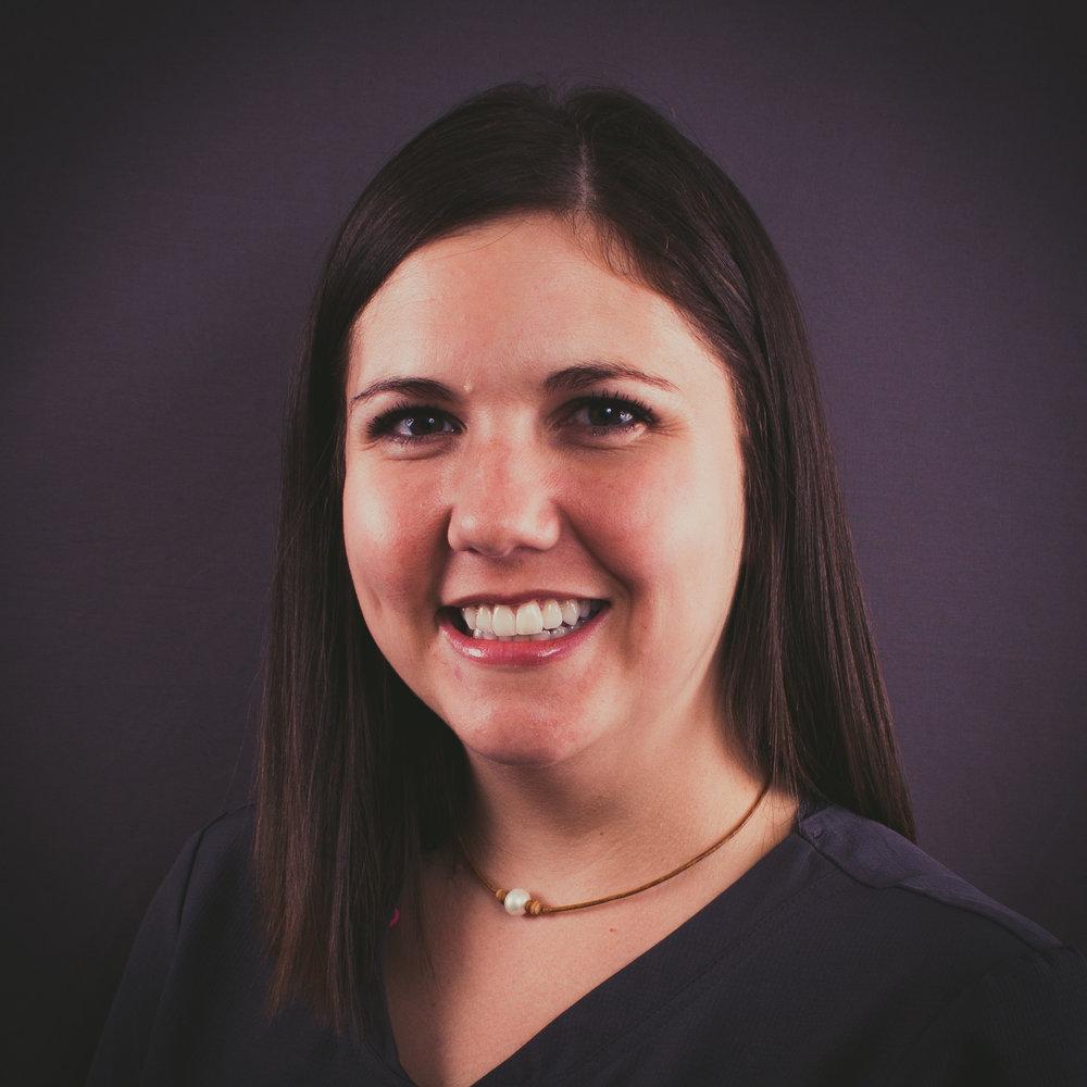 Brittany Vidrine Speech Therapist