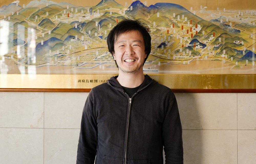 勝正光さん(画家)