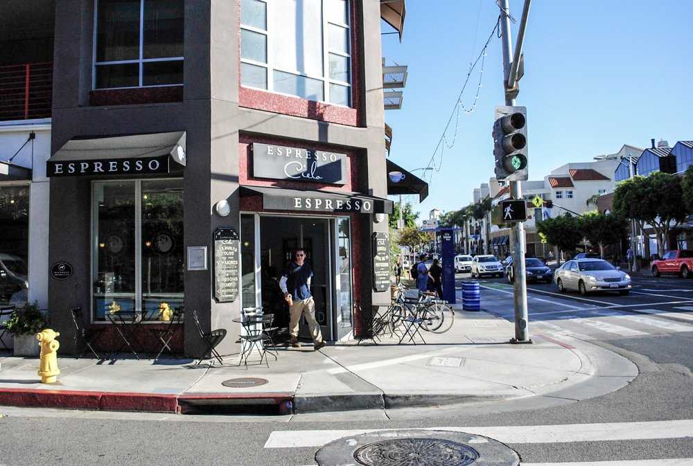 Espresso Cielo, Santa Monica, CA