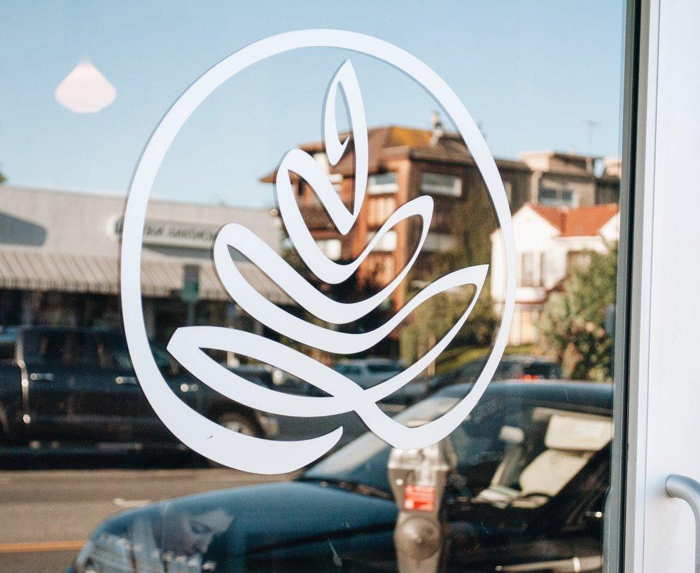 Caffe Luxxe Door