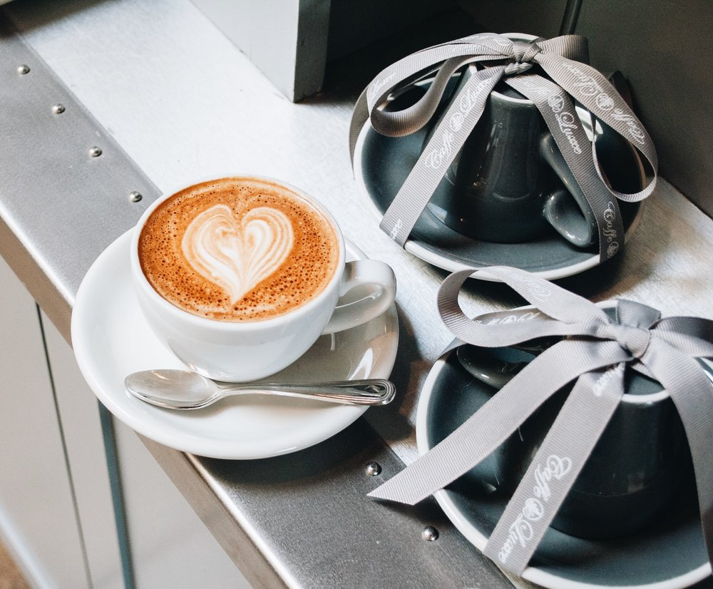 Caffe Luxxe Cappuccino 2