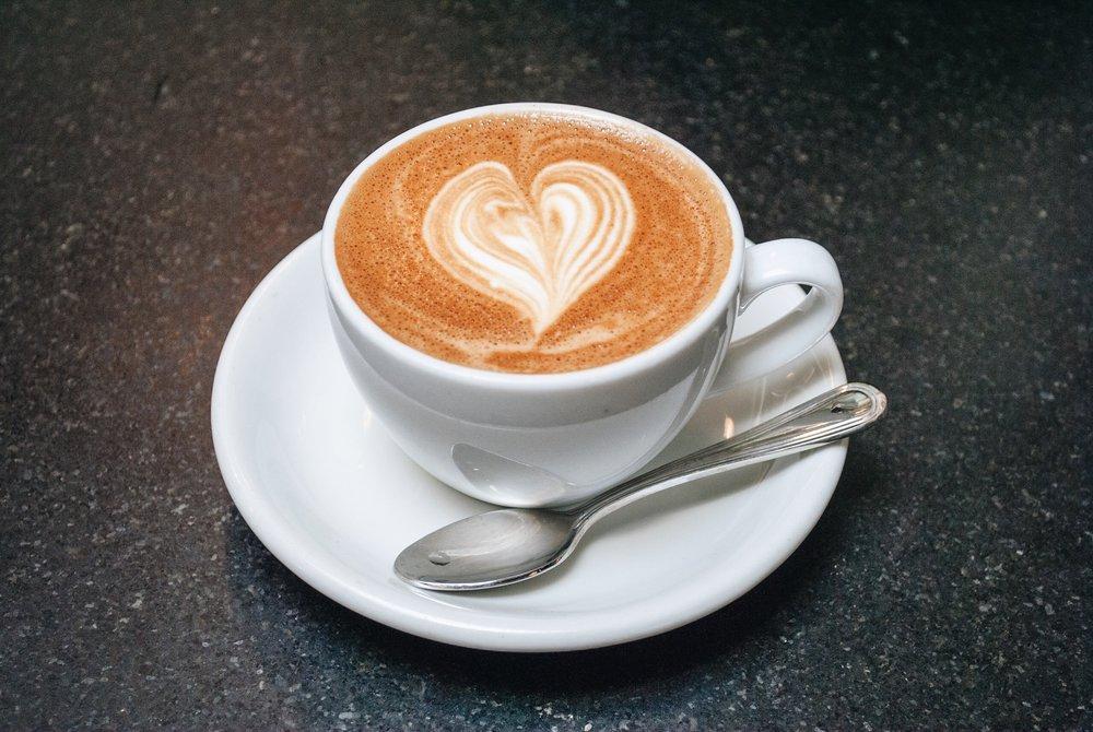 Caffe Luxxe Cappuccino 1
