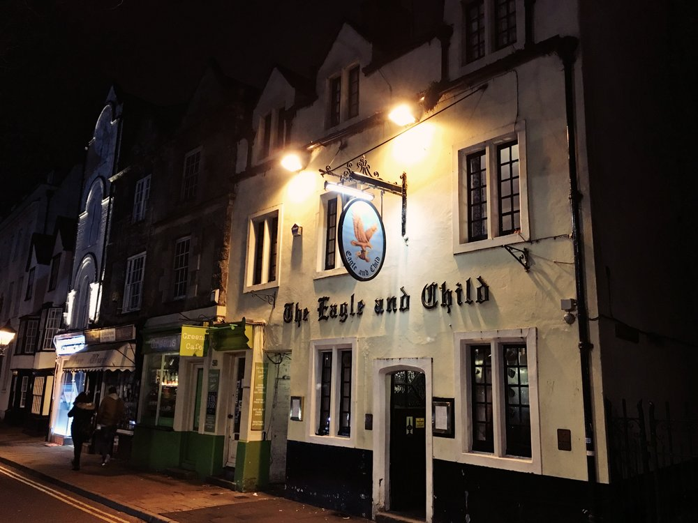 The Eagle and Child, Oxford
