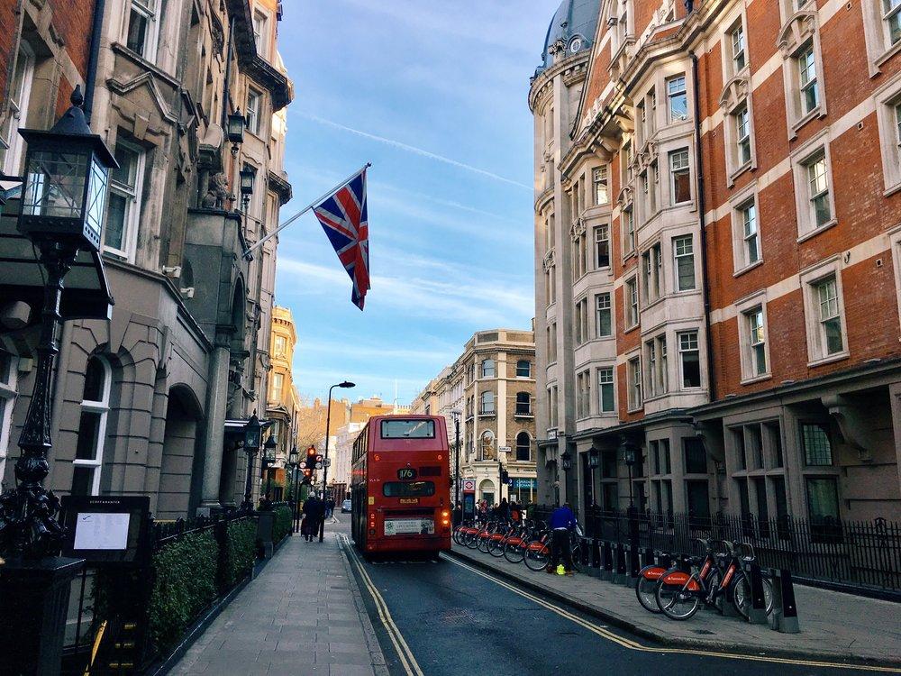 Brunchographers Take On London!