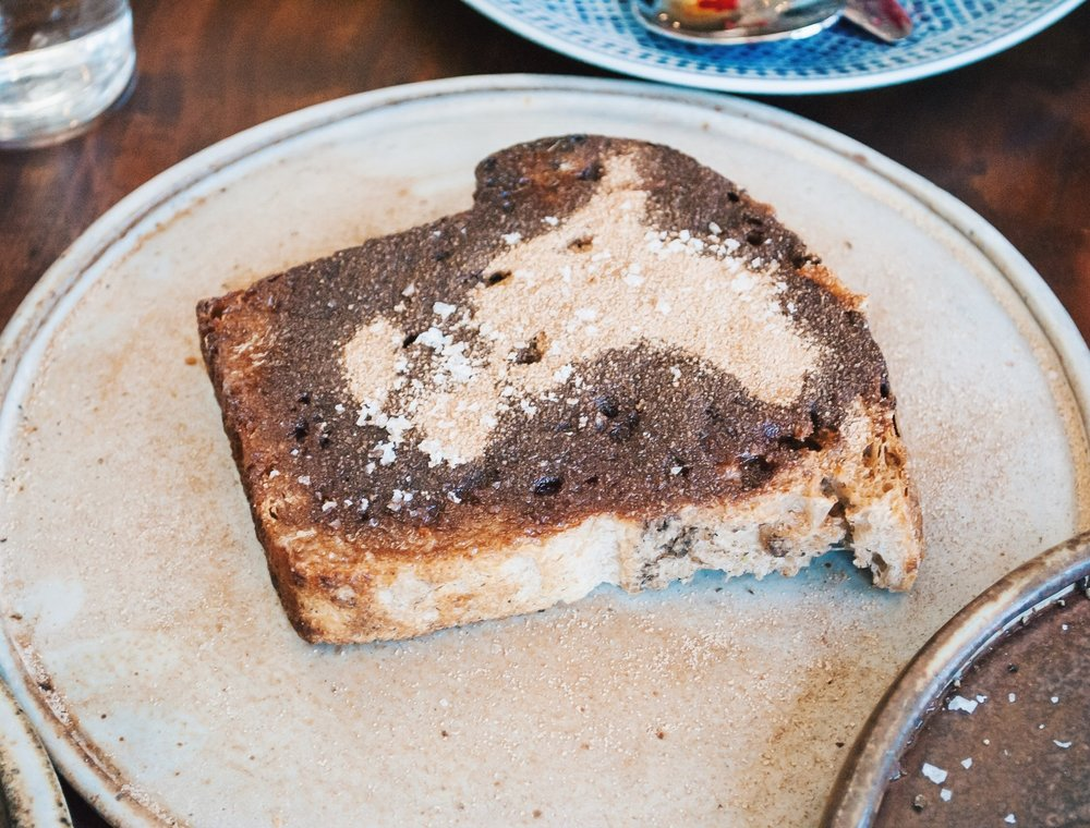 Cinnamon Sugar Toast, Lodge Bread Co., Culver City, CA