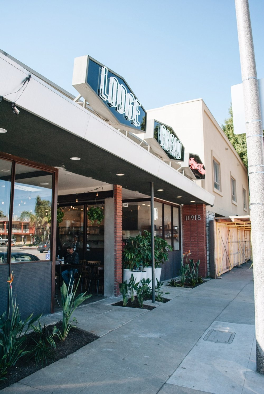 Lodge Bread Co., Culver City, CA