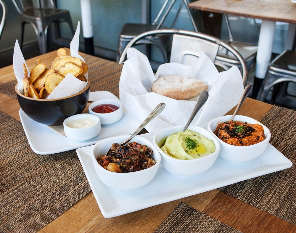 Brunch Mezze at Momed, Beverly Hills - Brunchographers