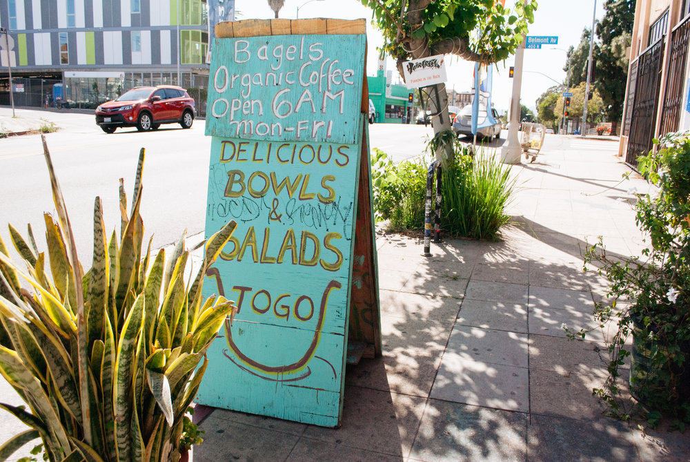 Tribal Café, Los Angeles, CA