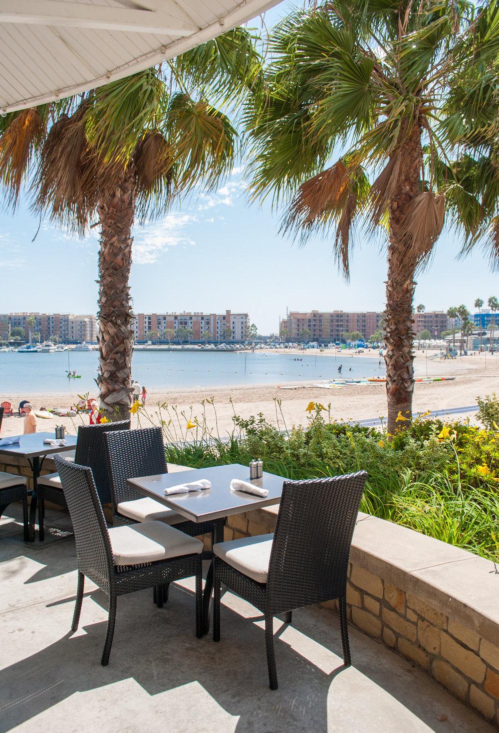 Beachside Restaurant & Bar, Marina del Rey, CA