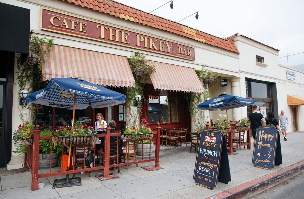 The Pikey, Los Angeles, CA