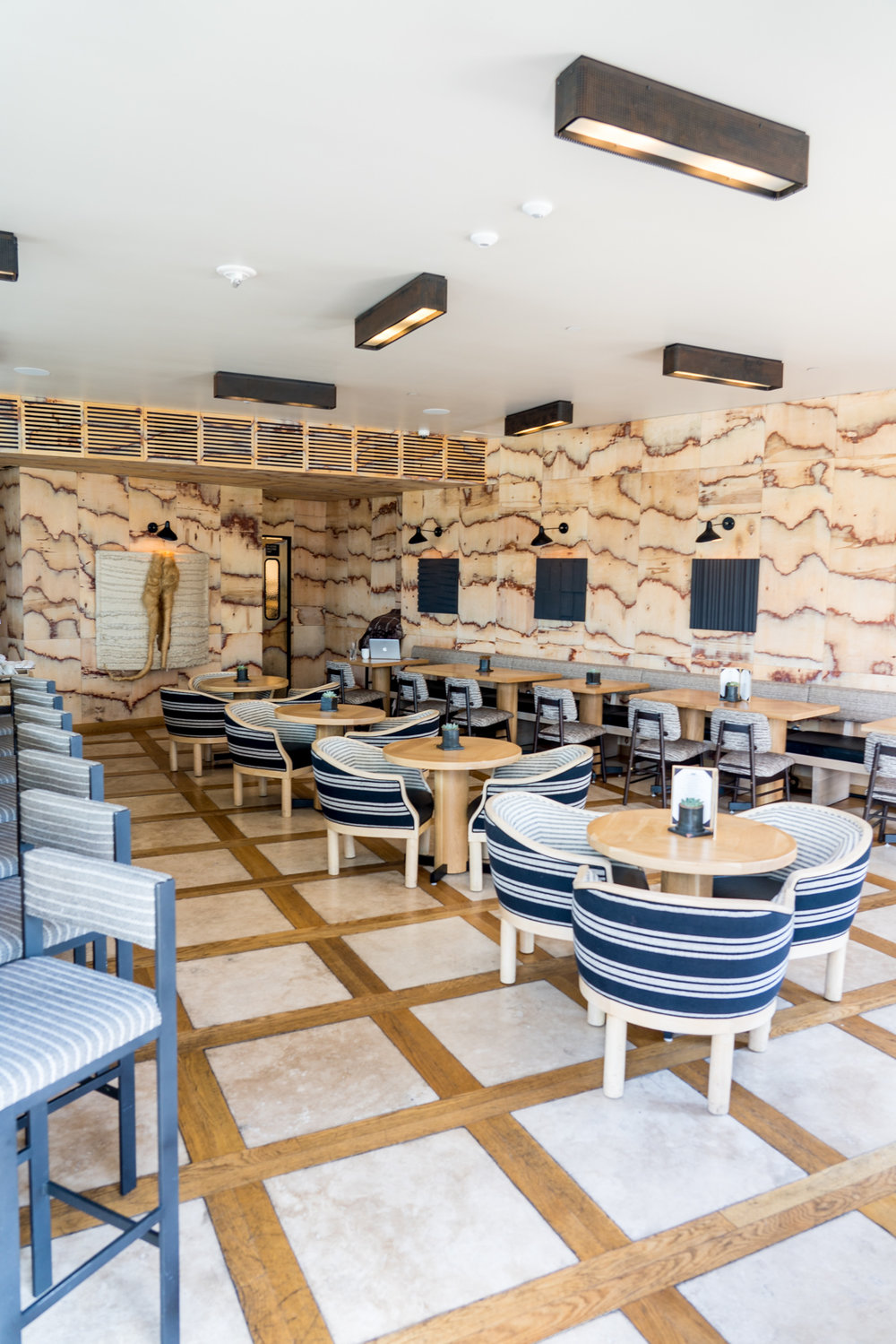 Kelly Wearstler Interiors at Filifera, Hollywood, CA - Brunchographers