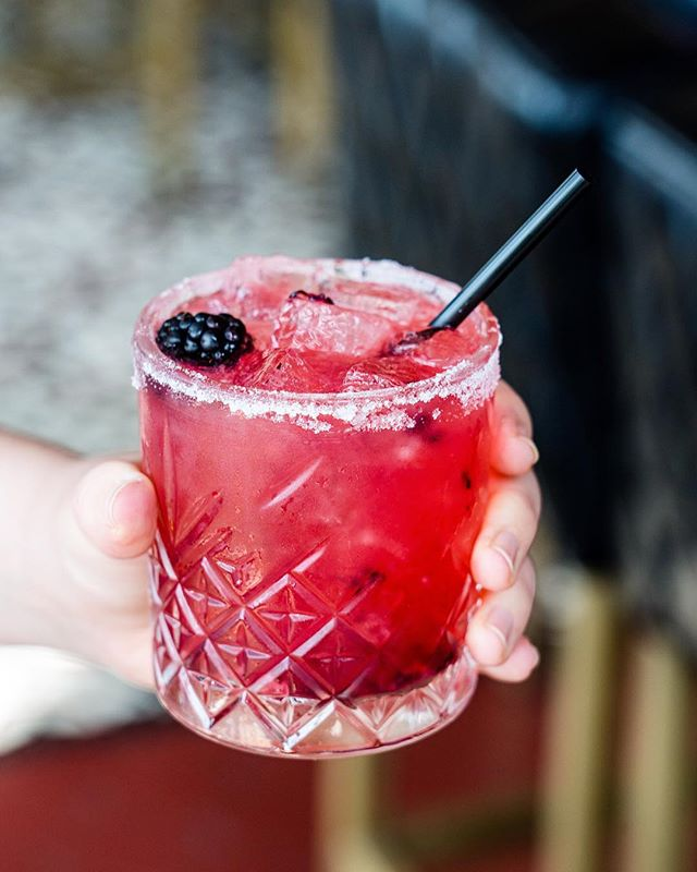 How to improve upon something that's absolutely perfect? Add fresh, hand-picked blackberries, that's how. 🤤⠀ Cheers to the weekend! How are you celebrating? ⠀ 📍 @calokitchen | El Segundo, CA⠀ 🍹 Fresh Blackberry Margarita - hand picked blackberries shaken with blanco tequila⠀ 👍🏼 The drinks menu at Caló Kitchen & Tequila is jam-packed with - you guessed it - awesome tequila. We loved this fresh take on a classic margarita; it was super refreshing and oh-so-flavorful! ⠀ .⠀ .⠀ .⠀ .⠀ .⠀ .⠀ .⠀ .⠀ .⠀ .⠀ .⠀ .⠀ #calokitchen #tequila #margarita #blackberrymargarita #blancotequila #elsegundo #freshblackberries #handpicked #blackberry #cocktail #brunchcocktails⠀ #infatuationla #eeeeeats #foodporn #sweets #foodphotography #thefeedfeed @thefeedfeed #foodbeast #tastingtable #thrillistla #foodstagram #huffposttaste #brunchographers #brunchographersla