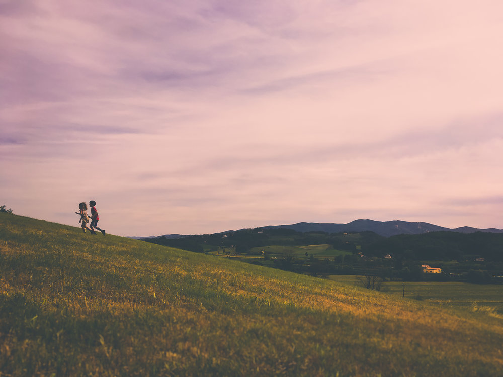 kids on a hill Italy.jpg