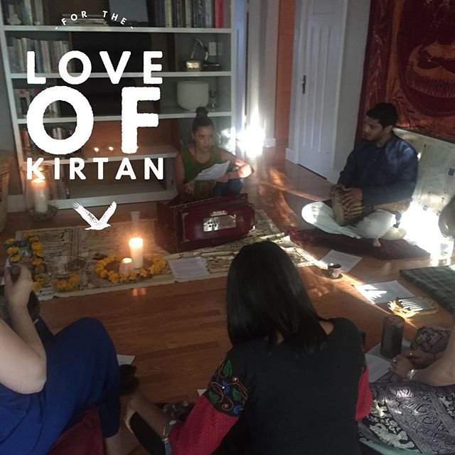 It feels soooo good to let your hear sing.... Message me if you're ever interested in attending a Kirtan session. It's soooo....cool! #winnipegyoga #yogapublic #winnipeg