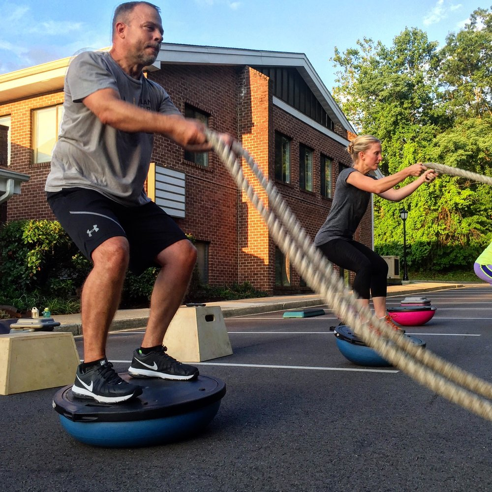 Battle Ropes -