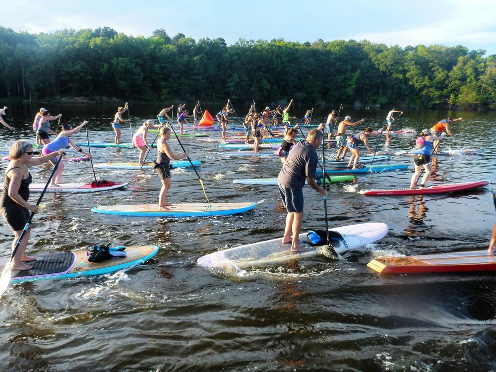 Go The Distance    SUP Race League