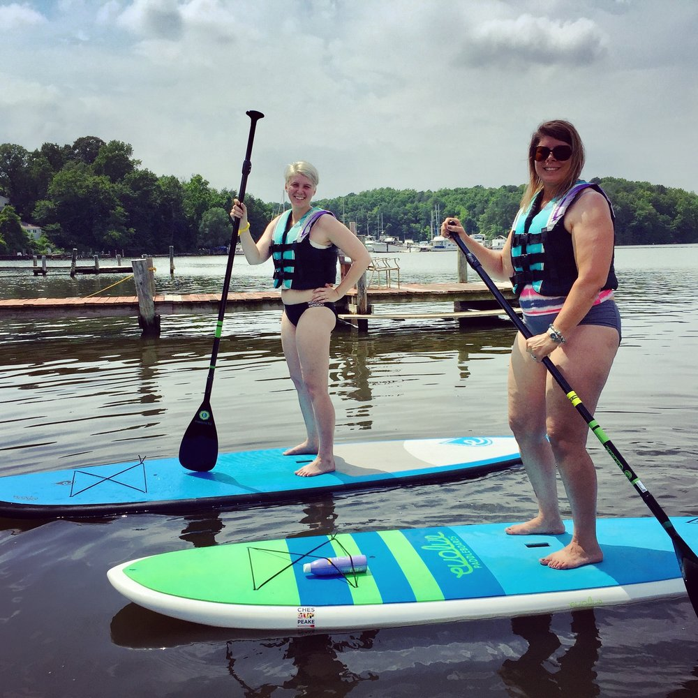 paddleboard rental mantra fit annapolis