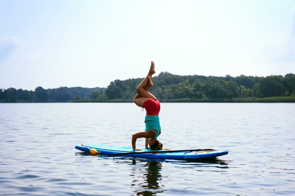 Floyo paddleboard yoga baltimore