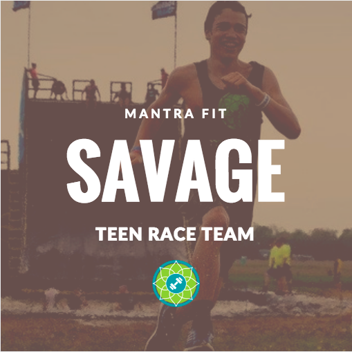 teen savage race mantra fit