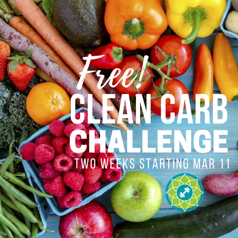 Clean Carb Challenge Mantra Fit