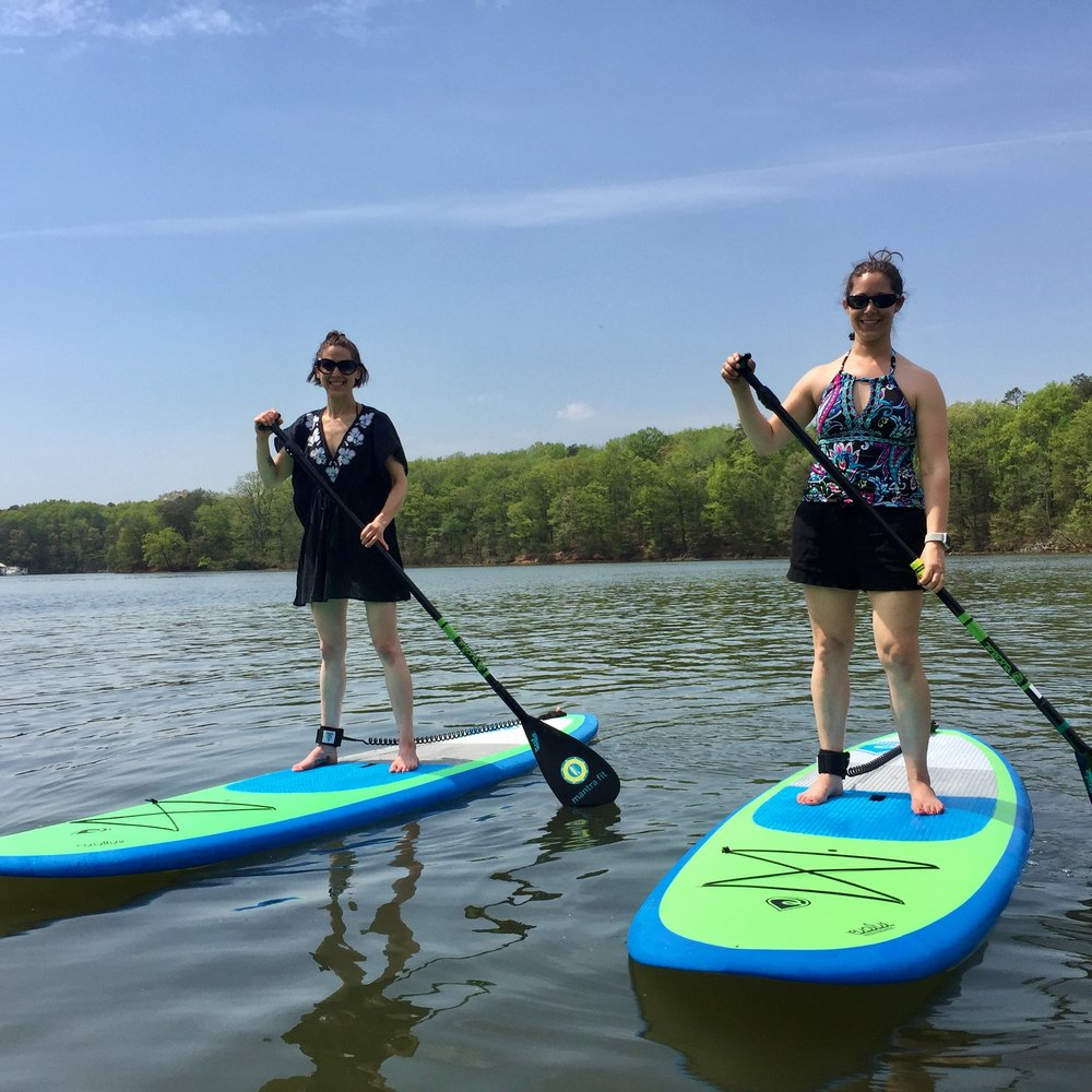 paddleboard rental 21401