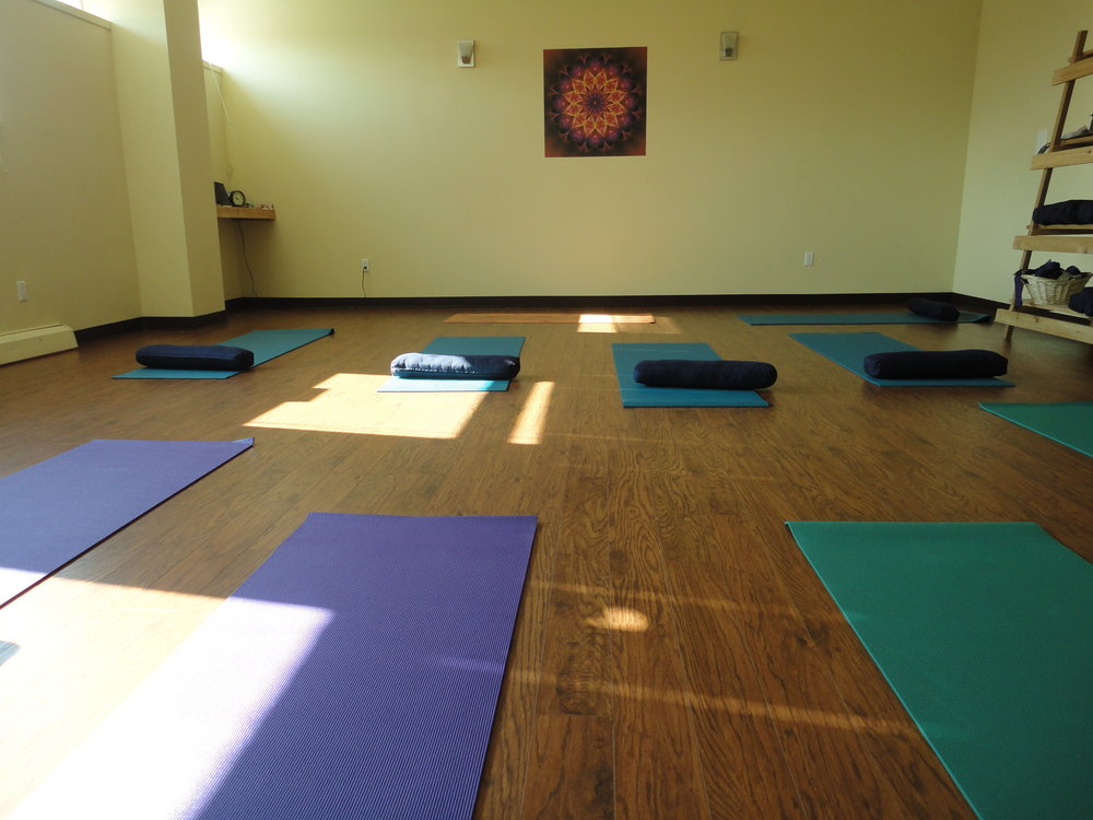 Severna Park - New yoga studio coming this October