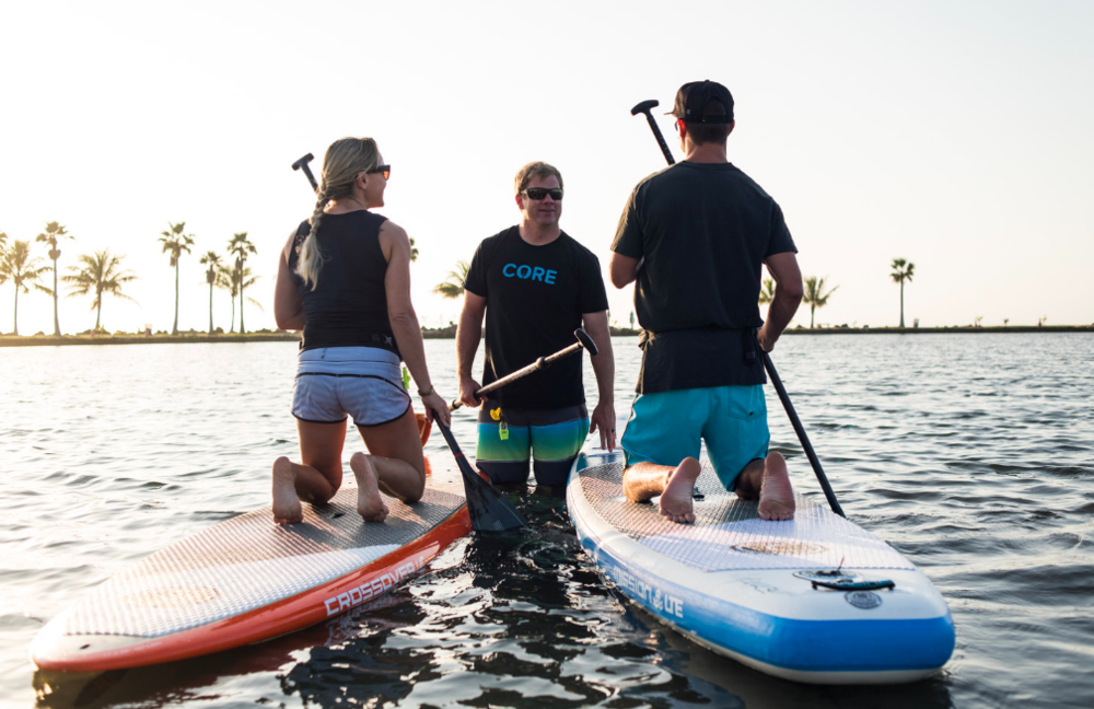 stand up paddle certification maryland annapolis