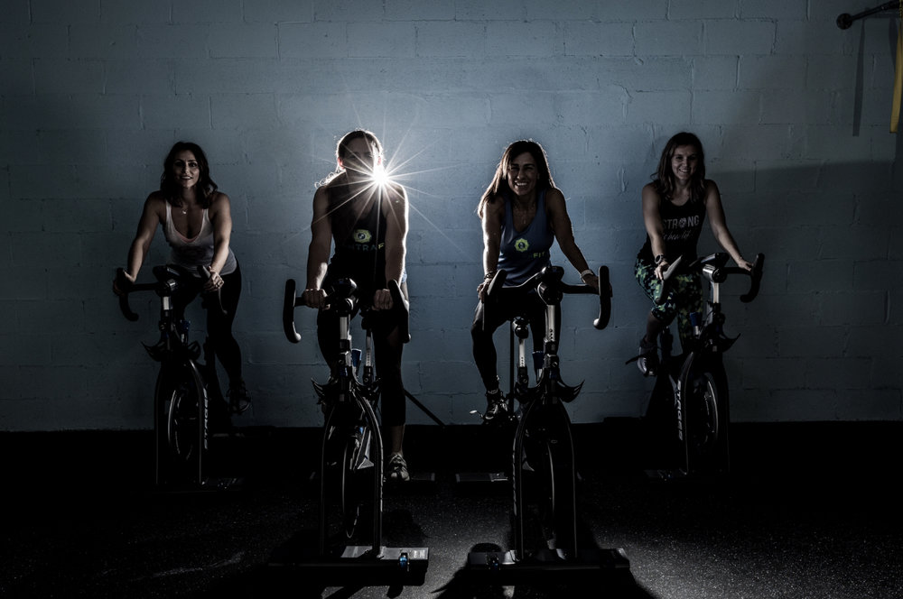 Find Your Tribe     CYCLE CLASSES
