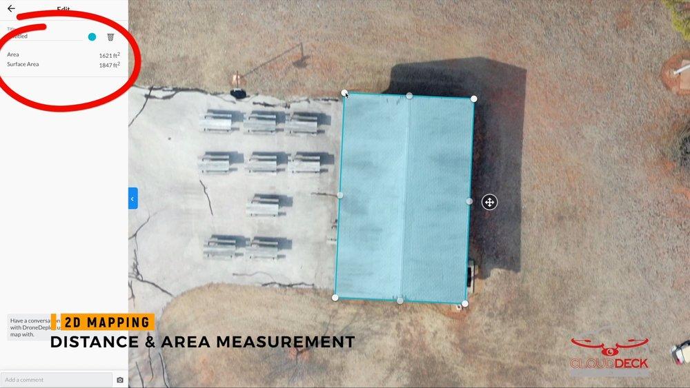Area Measurements