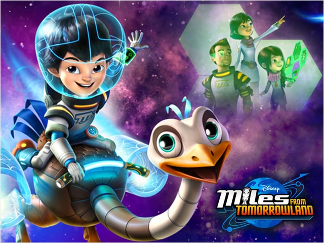 Miles From Tomorrowland Campaign  Concept, design