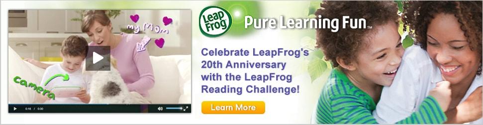 Leap Frog Campaign  Concept, design
