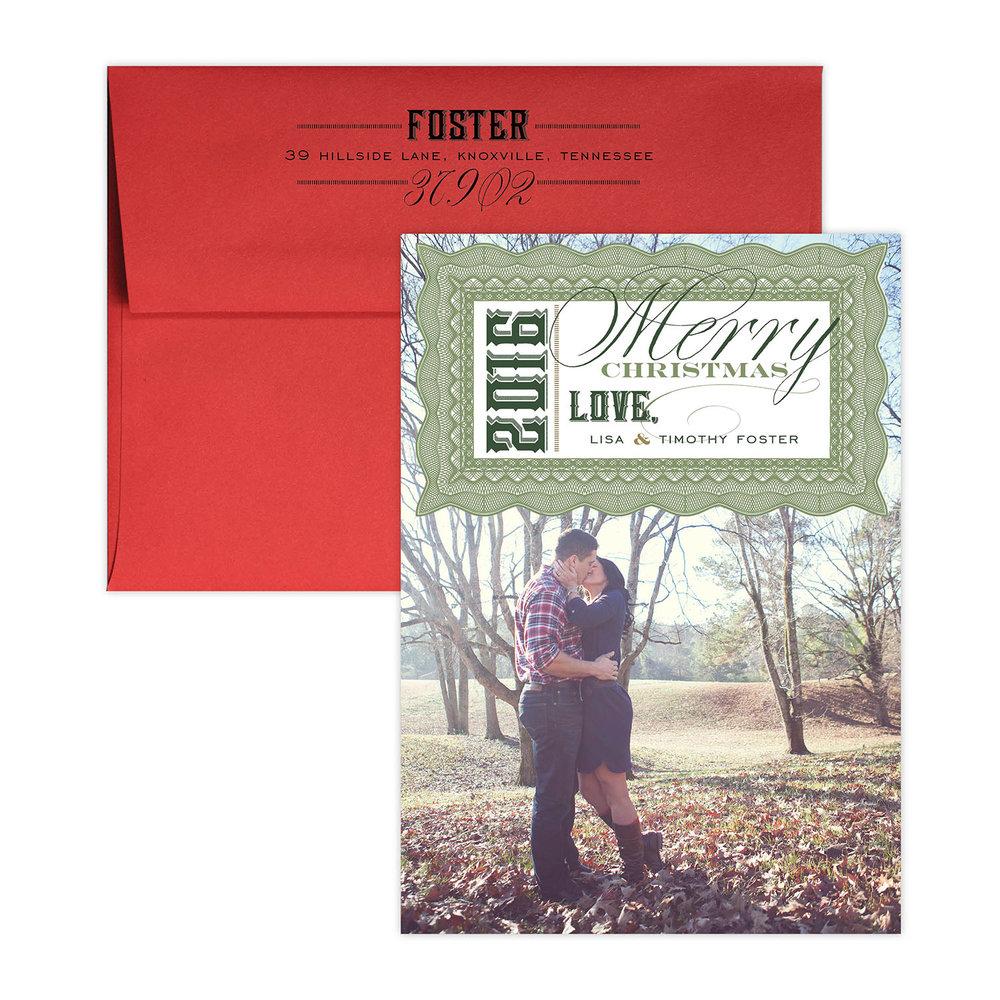 Vintage Document — The Happy Envelope
