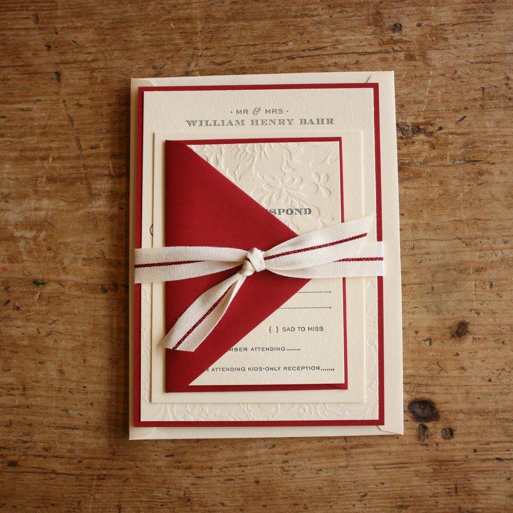 Wedding Invitations — The Happy Envelope