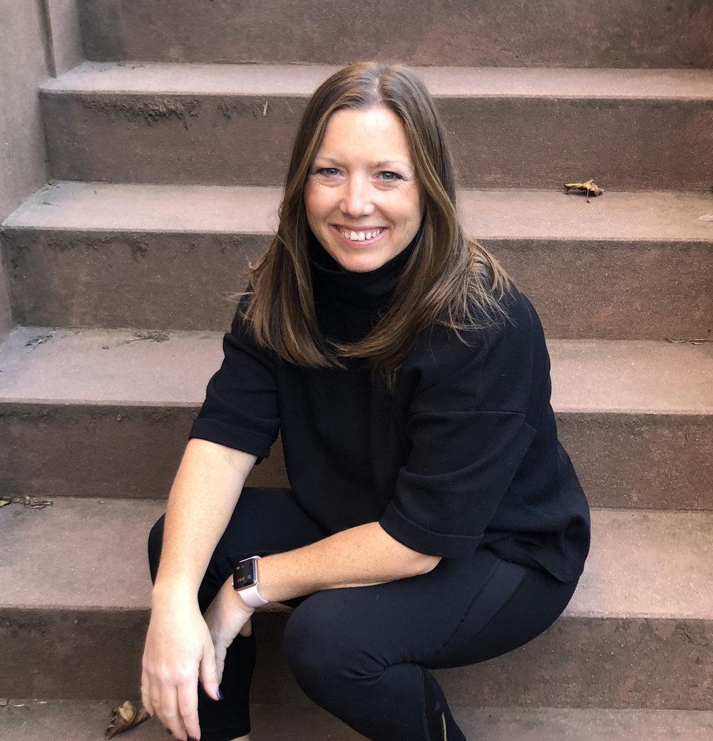 Allison  -   Customer Experience, Training + Development