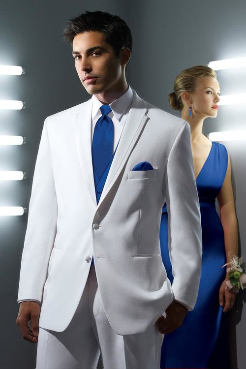 La Strada (White) — Tuxedos by American Male