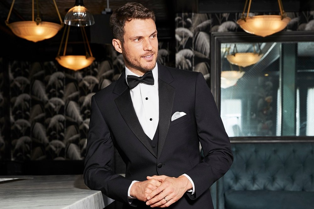 Black Tie - Black tie affairs come in many forms: parties, benefits, weddings and more. Tuxedos by American Male has many options to suit whatever special occasion awaits you! Come visit us today!