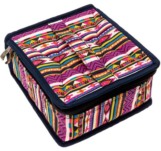 Copy of Tribal Oil Case, Hot Pink
