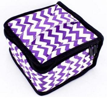Purple Zig Zag