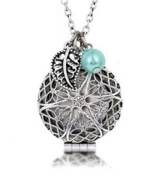 Boho Chic Diffuser Necklace