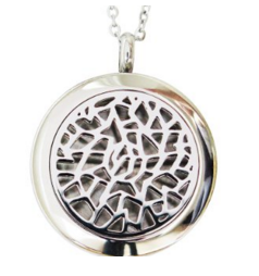 Coral Bliss Diffuser Necklace