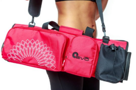 Yoga Duffle, Red