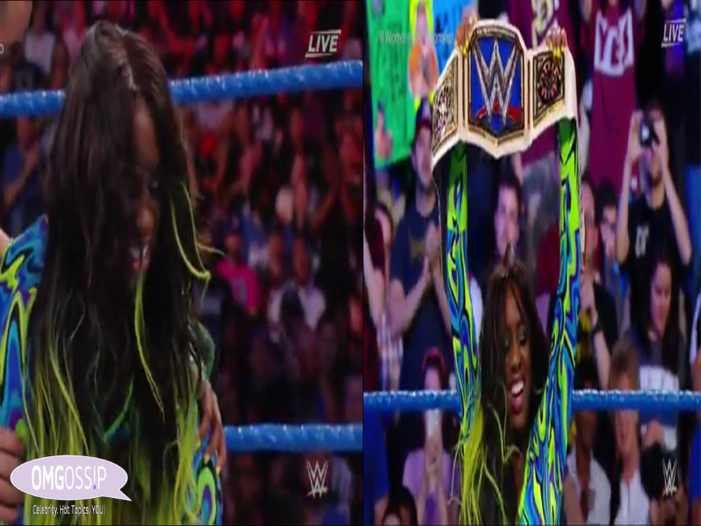 What a great month to be young, Black, and make your mark!!! Thousands of wrestling fans rejoiced on February 12th - when reality star, athlete & dancer Trinity Fatu, aka Naomi, finally set her goal and won her first title hold. Making her the third woman, and first African American, to win the prestigious Smackdown Live! Woman's Champion for the Word Wrestling Entertainment.